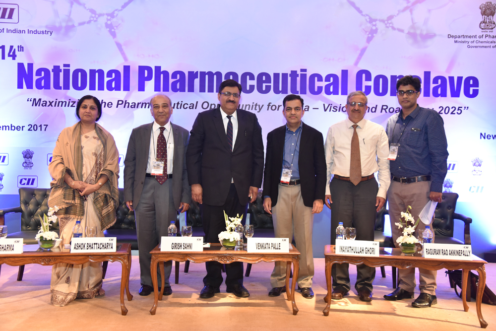 National Pharmaceutical Conclave