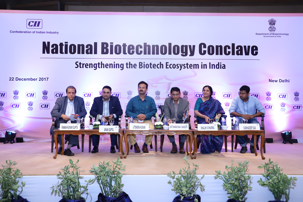 National Biotechnology Conclave
